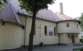 Kirche des hl. Ignatius, Šiauliai